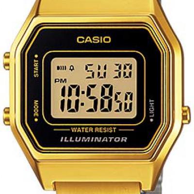 CASIO LA-680WGA-1D